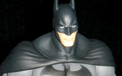 Batman arkham city: le action figures