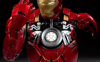 Iron Man – Mark VI