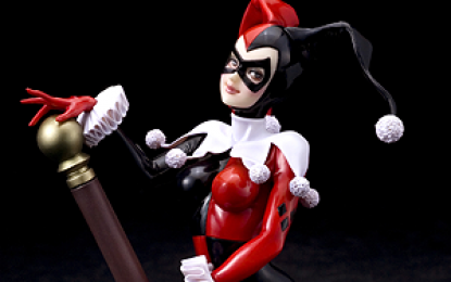 Harley Quinn Bishoujo Statue