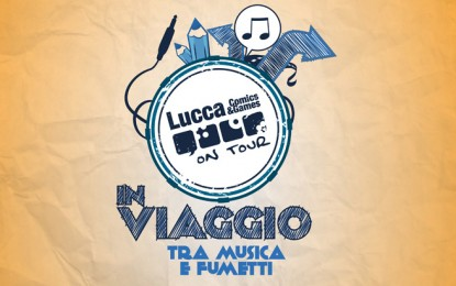 Lucca Comics on Tour