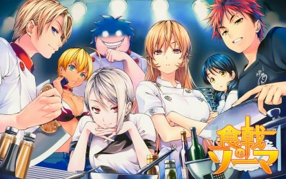 "Shokugeki no Soma: ""Food Wars"""