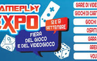 GAMEPLAY EXPO 2015
