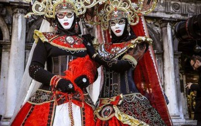 Carnevale Vs Cosplay….