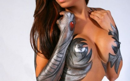 Body Painting come Cosplay?