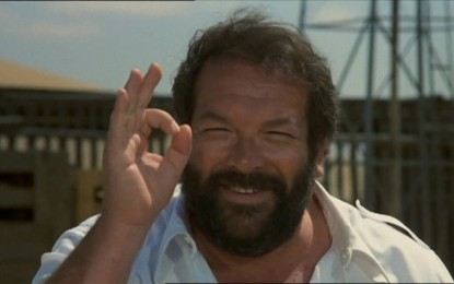 Addio Mitico Bud Spencer