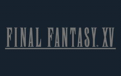 FINAL FANTASY XV al LUCCA COMICS AND GAMES.