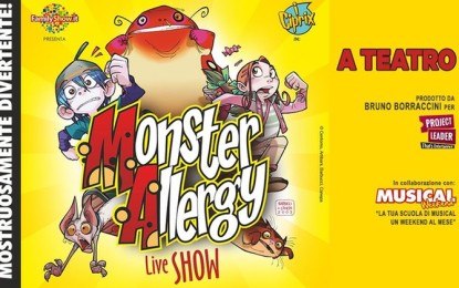 """Monster Allegry"" il Musical"