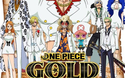 Resoconto: One Piece Gold