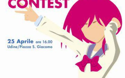 FAR EAST COSPLAY CONTEST 8, 25 Aprile 2017