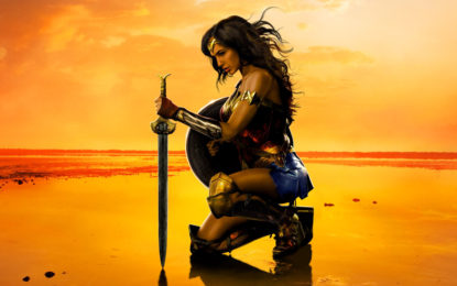 La seducente Wonder Woman.