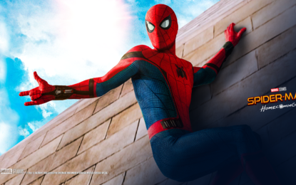 Il più grande Eroe al cinema: Spiderman Homecoming.