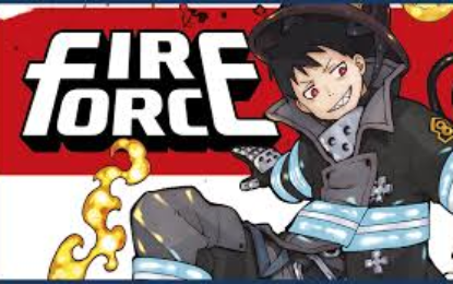 Il manga tra le fiamme: Fire Force.