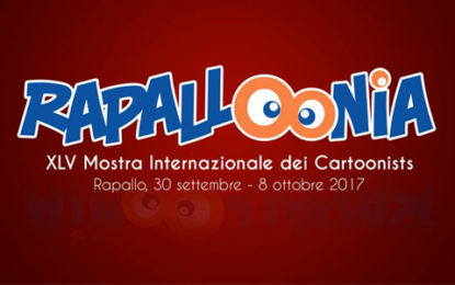 Rapalloonia: Pennelli in Fuga.
