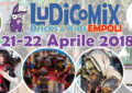 'Ludicomix Bricks & Kids', save the date: annunciate le date del 2018