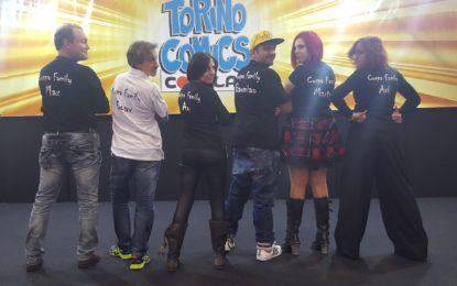 "XMAS COMICS AND GAMES ""IL PROGRAMMA COSPLAY"""
