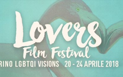 Francesco Gabbani inaugura il Lovers Film Festival
