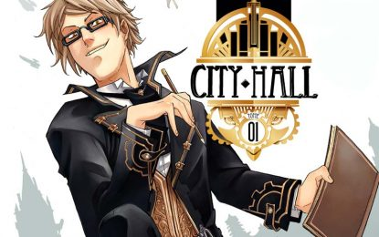 City Hall euromanga in stile Steampunk